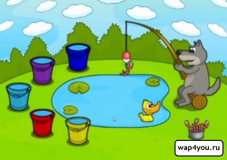 Скриншот Сборник детских игр