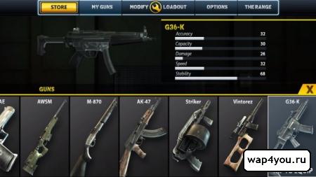 Скриншот Gun Club Armory для Андроид