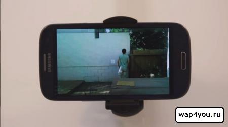 Скриншот Шпионской камеры