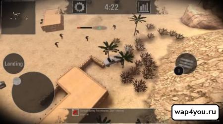 Скриншот игры Mad Racers