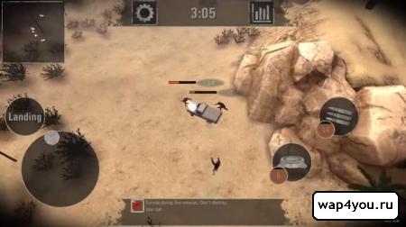 Скриншот Mad Racers