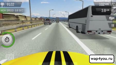 Скриншот Racing Fever на Андроид