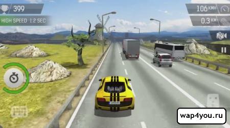 Скриншот игры Racing Fever