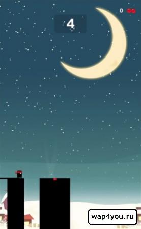 Скриншот игры Stick Hero
