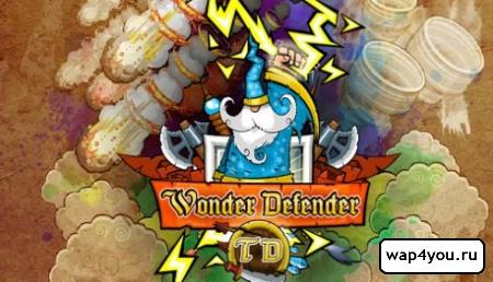 Обложка Wonder Defender TD