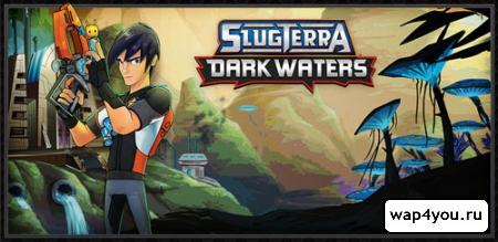 Обложка Slugterra: Dark Waters