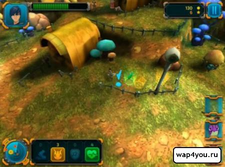 Скриншот Slugterra: Dark Waters для Android