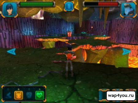 Скриншот Slugterra: Dark Waters на Андроид