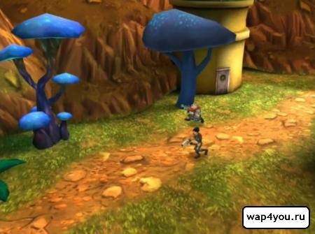 Скриншот Slugterra: Dark Waters