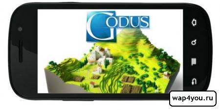 Обложка игры Godus