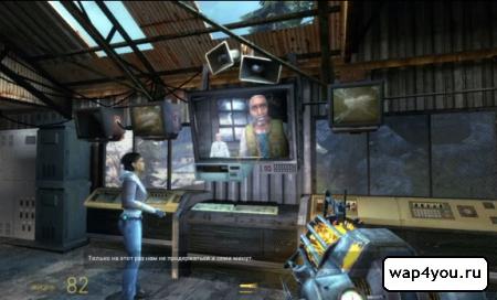 Скриншот Half-Life 2: Episode Two на андроид