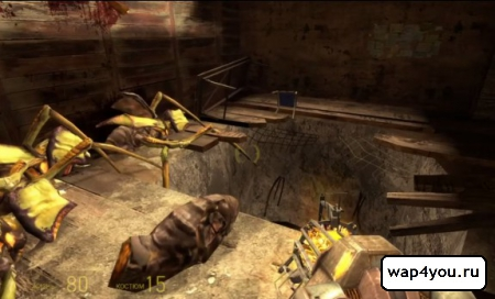 Скриншот игры Half-Life 2: Episode Two