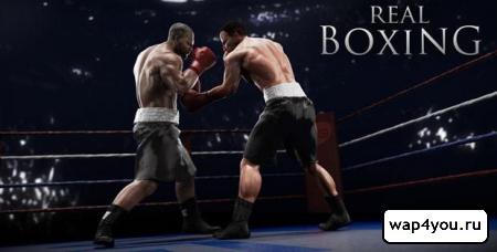 Обложка Real Boxing