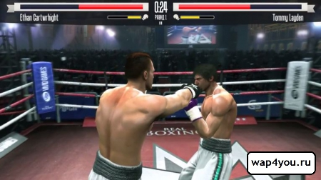 Скриншот Real Boxing на android