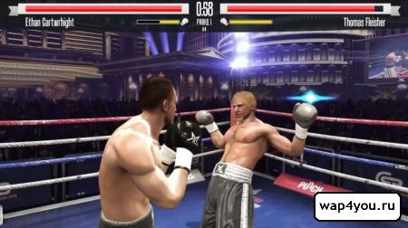 Скриншот игры Real Boxing
