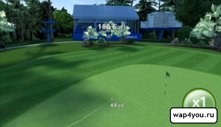 Скриншот  Golf Star для android