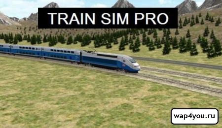 Обложка Train Sim Pro