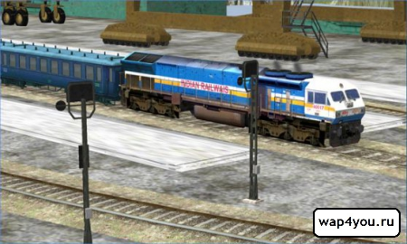 Скриншот Train Sim Pro на андроид
