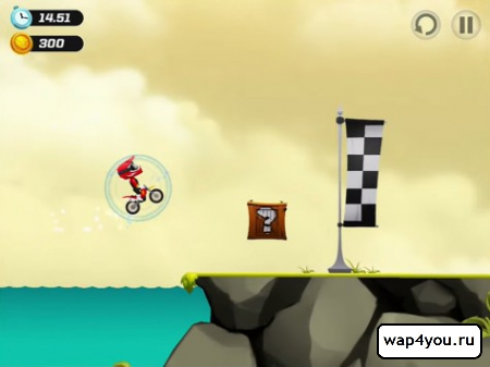 Скриншот BikeUp для android
