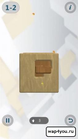 Скриншот Interlocked головоломки