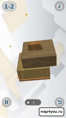 Скриншот игры Interlocked