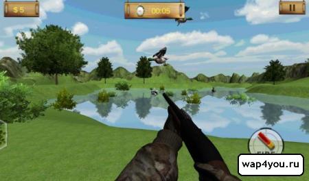Скриншот Duck Hunting 3D