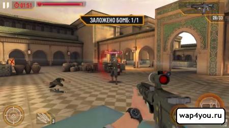 Скриншот игры Mission Impossible: Rogue Nation