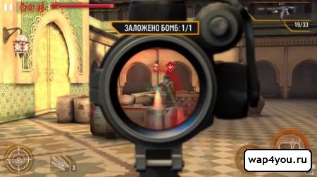 Скриншот Mission Impossible: RogueNation на Андроид