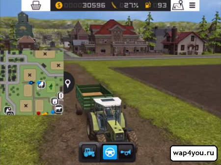 Игра Farming Simulator 16