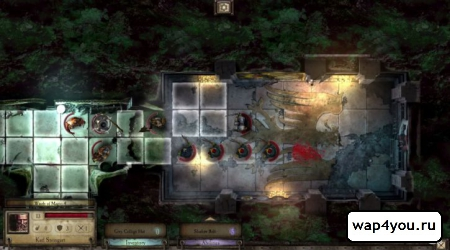Скриншот Warhammer Quest для Android