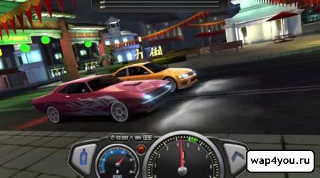 Скриншот Top Speed: Drag & Fast Racing