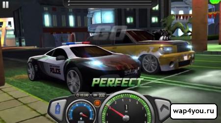 Скриншот игры Top Speed: Drag & Fast Racing