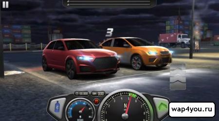 Скриншот Top Speed: Drag & Fast Racing на андроид