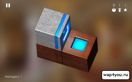 Скриншот Cubix Challenge
