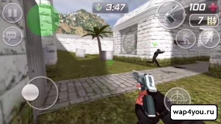 Скриншот Critical Missions: SWAT на андроид