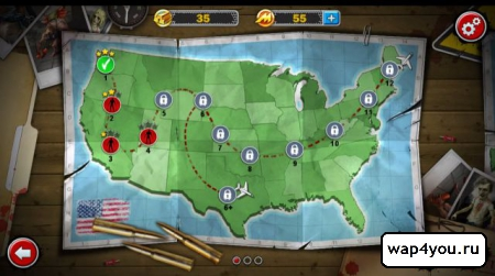 Скриншот Война Зомби – стратегия