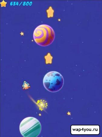 Скриншот Space Runner для андроид