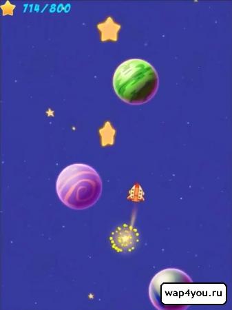 Скриншот Space Runner на андроид