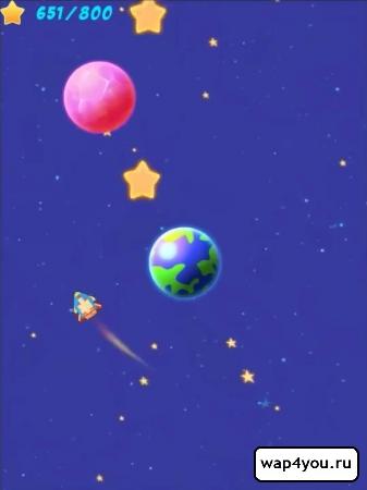 Скриншот Space Runner