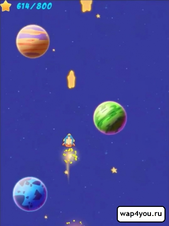Скриншот Space Runner для Android