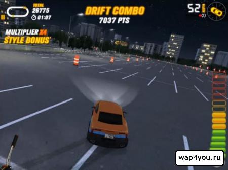 Скриншот игры Drift Mania Championship 2