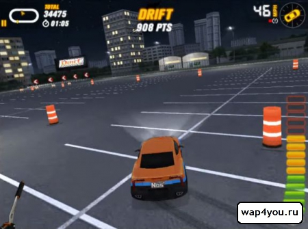 Скриншот Drift Mania Championship 2 для Android
