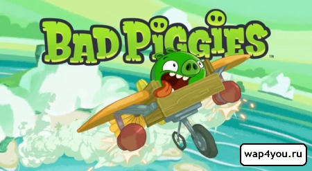 Обложка Bad Piggies