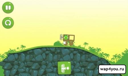 Скриншот Bad Piggies