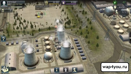 Скриншот игры Call of Duty: Heroes