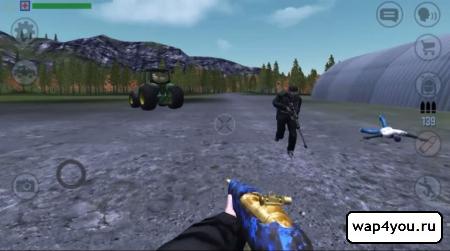 Скриншот игры Experiment Z