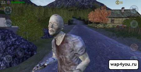 Скриншот Experiment Z - Zombie Survival на андроид
