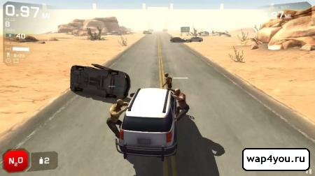 Скриншот Zombie Highway 2