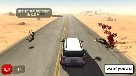 Скриншот Zombie Highway 2 на Андроид