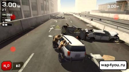Скриншот игры Zombie Highway 2